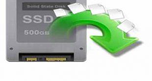 mất dữ liệu SSD